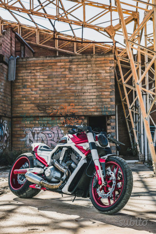 Harley-Davidson V-Rod - 2018