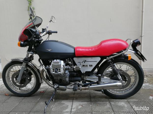 Moto Guzzi v35-750 Cafè racer