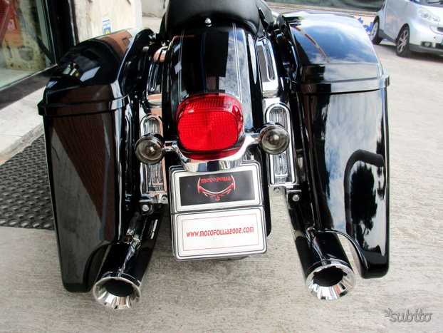 Harley-Davidson Road King 103 ABS CON ACCESSORI