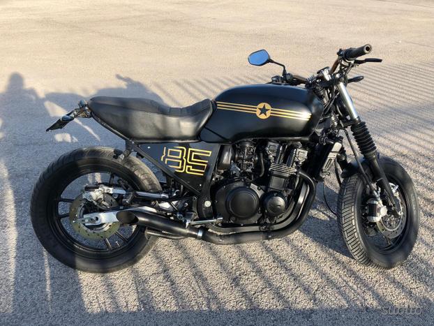 Moto CAFE' RACER - Suzuki 400 GSX