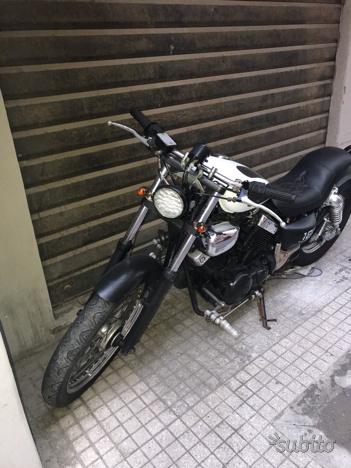 Virago 535 XV anno 1990