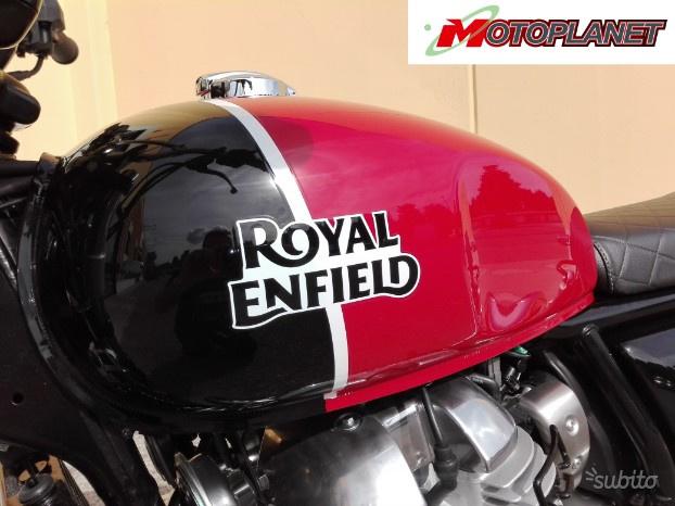 Royal Enfield Interceptor 650 - 2019