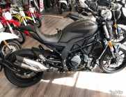 Benelli 502C nero