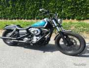 Harley-Davidson Dyna Super Glide - 2013