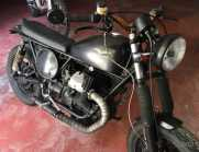 Moto Guzzi V65 trasformato - 1986