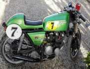 Kawasaki GPZ 550 - 1982