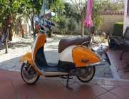 Honda Shadow 90cc Custom anno 99 Km 10000 Vintage