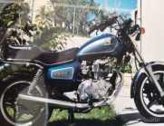 Honda 400 T - 1981 F.M.I. d'epoca