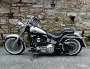 Harley FAT BOY 1450 INIEZIONE CENTENARIO ITALIANA