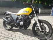 Yamaha xj600 special cafe racer