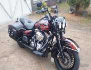 Harley-Davidson Touring Road King - 2010 ABS