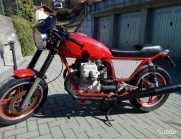Moto guzzi lario 650