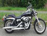 Harley-Davidson Dyna Super Glide - 2012
