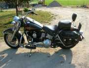 Harley-Davidson Softail Heritage Classic - 1993