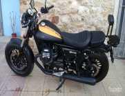 Moto Guzzi v9 bobber nuova