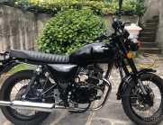 Verve Moto Classic S 125