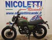 Brixton bx125x verde in piccole comode rate