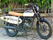 NEW Brixton BX 125cc LIMITED EDITION - 2019