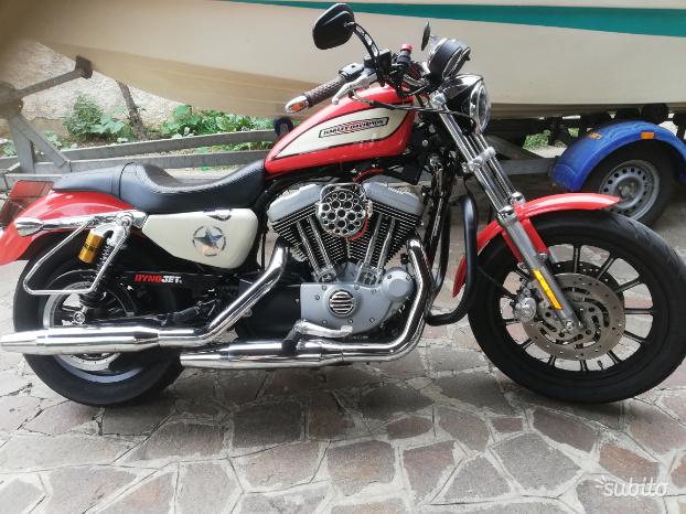 Harley Davidson sportser xl1200r