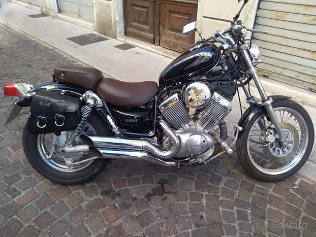 Yamaha XV 535 Virago - 1992