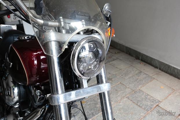 Harley-Davidson Dyna Super Glide - 2014