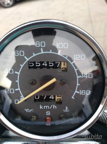 Honda VT 600 Shadow - 1998