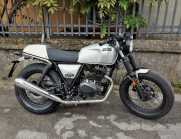 New CAFE RACER Brixton BX 125 R - 2019