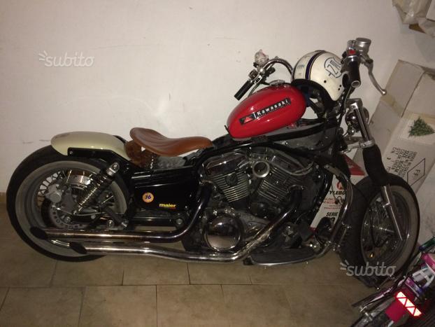 Kawasaki VN1500
