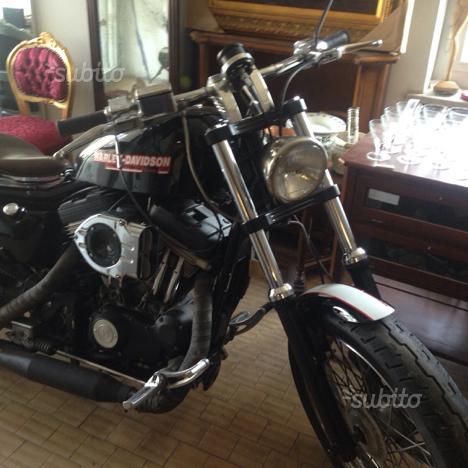 Harley davidson 883 1993
