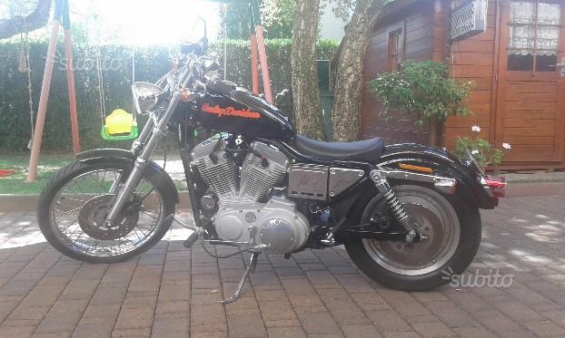 Harley-Davidson Sportster 883 - 1999