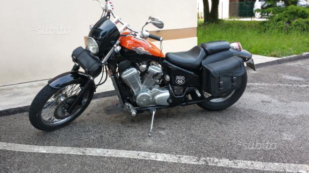 Honda Shadow VT 600 c