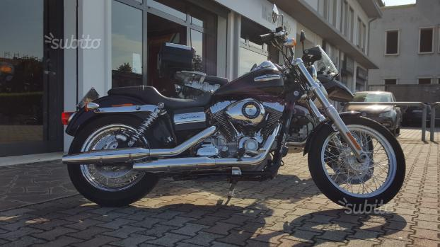 Harley Davidson Dyna FXDC superglide Custom 2009