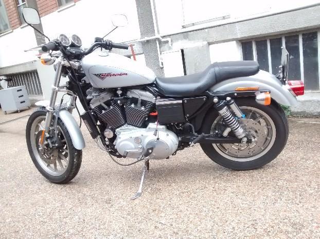 Harley-Davidson Sportster 1200, 1500 km