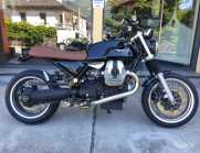 Moto Guzzi Bellagio Custom