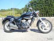 Kymco Venox 250 - 2010
