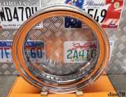 "586 € 69 Harley cerchio cromo da 17"" x 4,5""..."