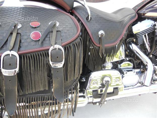 Harley Davidson Heritage Springer 95esimo annivers