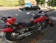 VF 750 C Honda