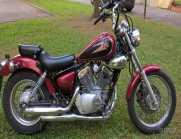 Yamaha YBR 125 - 2002