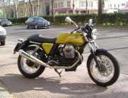 Moto Guzzi V7 - 2009