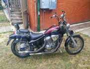Honda shadow VT 600 96