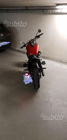 Kawasaki VN 800 bobber - 2006 - 2006