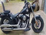 Harley-Davidson Softail Slim - 2012