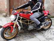Ducati Monster 750