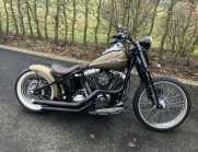 Harley marmitta  Rinehart Cross Backs