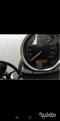 Harley Davison 883 n sporter xl