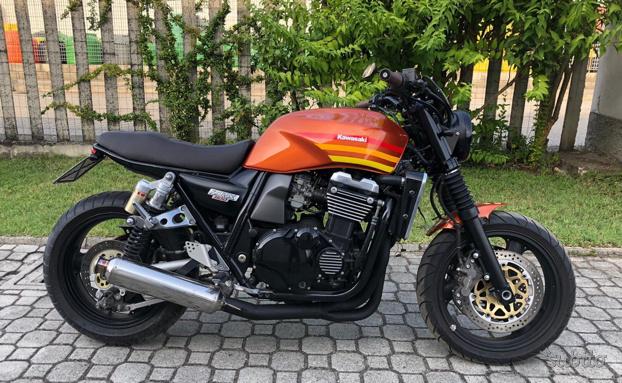 Kawasaki ZRX1100 special