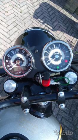 Kawasaki W 800 - 2012