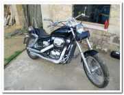 Honda VT 750 Black Widow - 2001