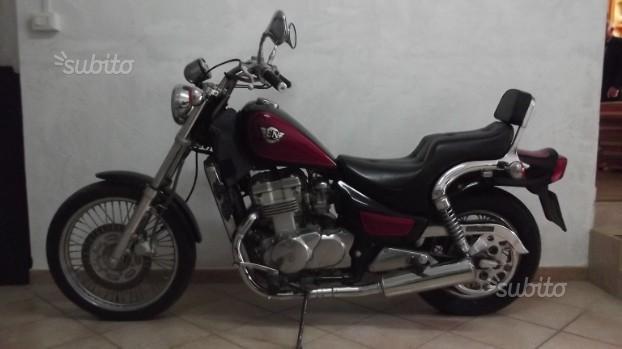 Kawasaki EN 500 A - 1994 KW 37
